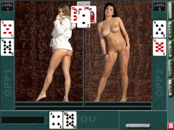 Card Thief Strip Poker