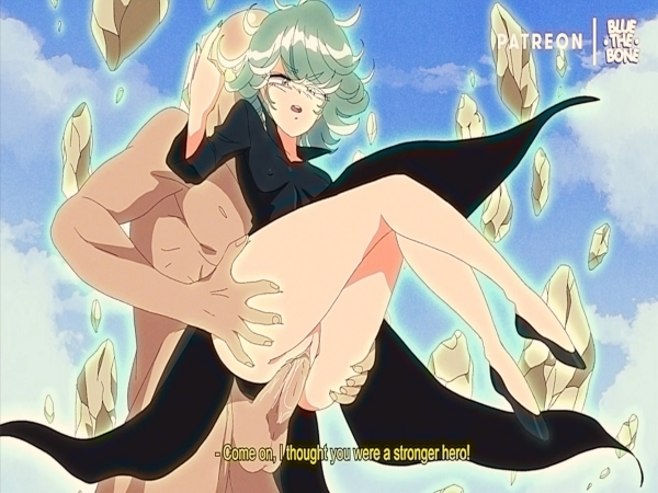 Tatsumaki One Punch Man