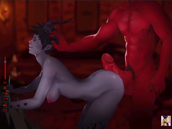Legend Of Lust Black Tower Spirit